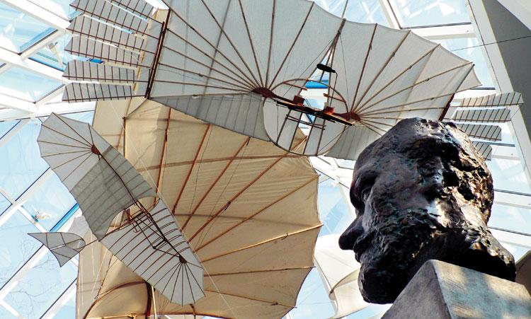 Foto © Otto-Lilienthal-Museum